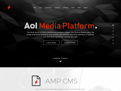 AMP Publishing Suite